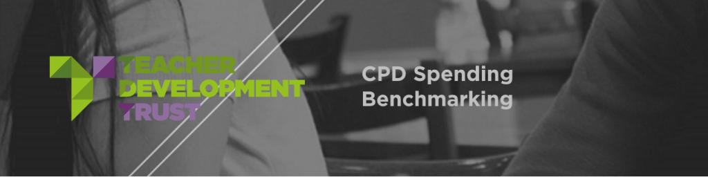 CPD Spending Bench-marking Banner Image