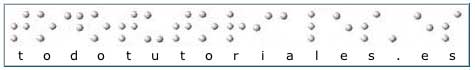 Traductor braille online