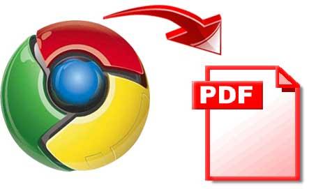 Documentos PDF en Chrome