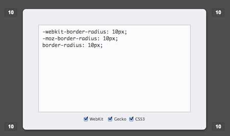 Bordes redondeados en CSS