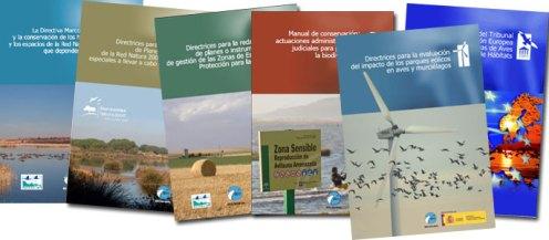 Manuales de conservación de SEO/BirdLife