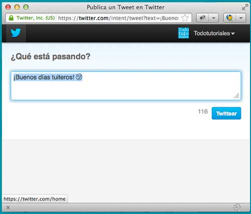tweettear