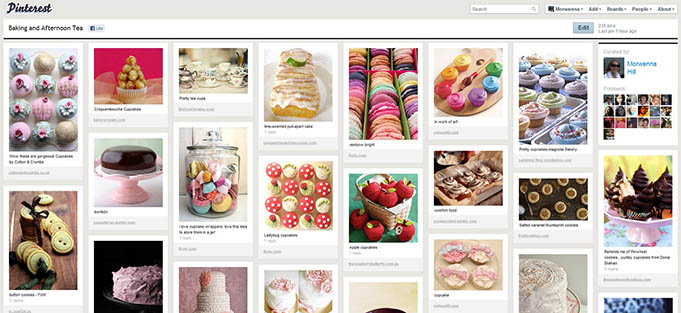 Pinterest Baking