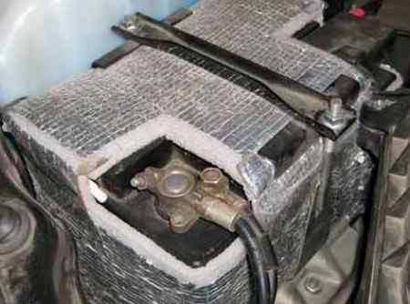 Автокөлік батареясын жылыту Өзіңіз жасаңыз