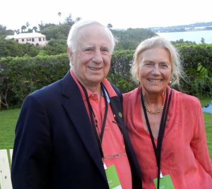 John and Elyse Harney, Harney & Sons