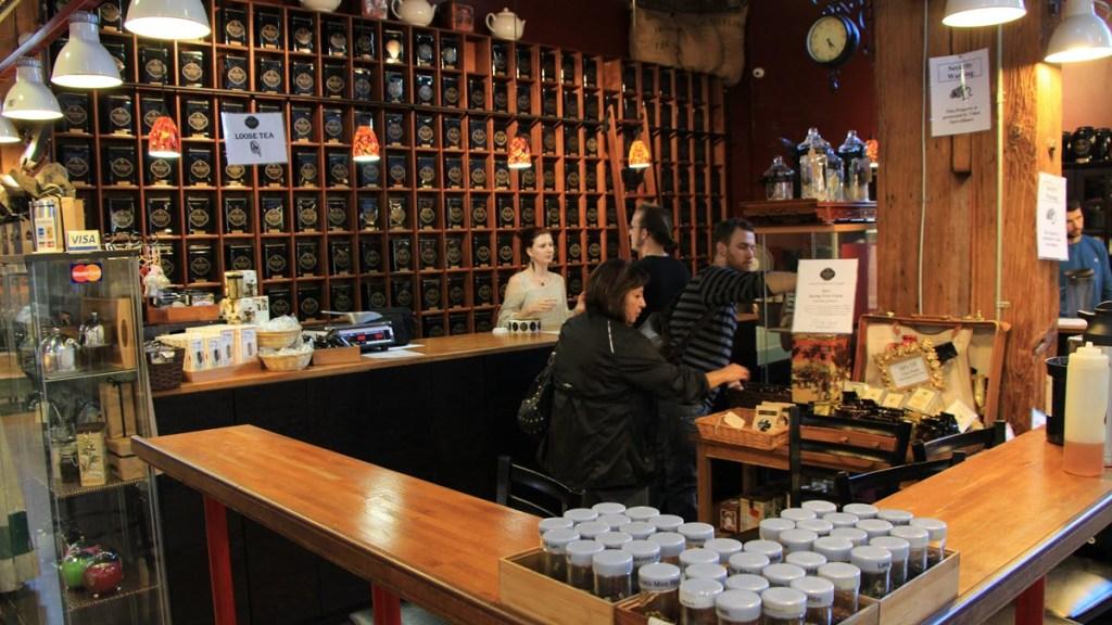 Granville Island Tea Co.