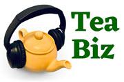 Tea Biz Podcast Logo