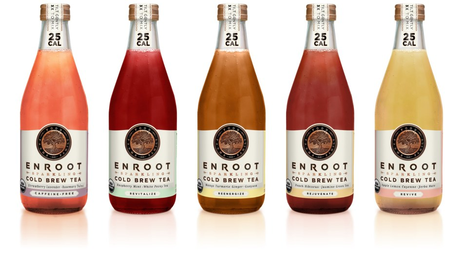 Enroot Organic Sparkling Tea