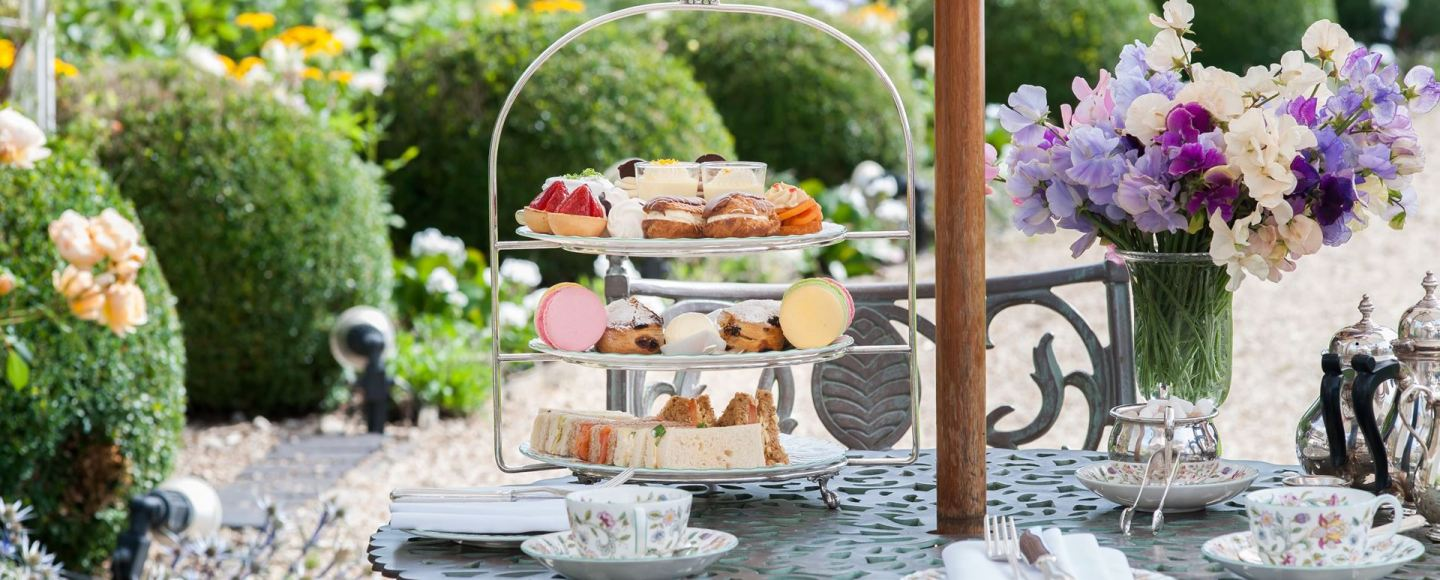 Afternoon Tea Re-imagined