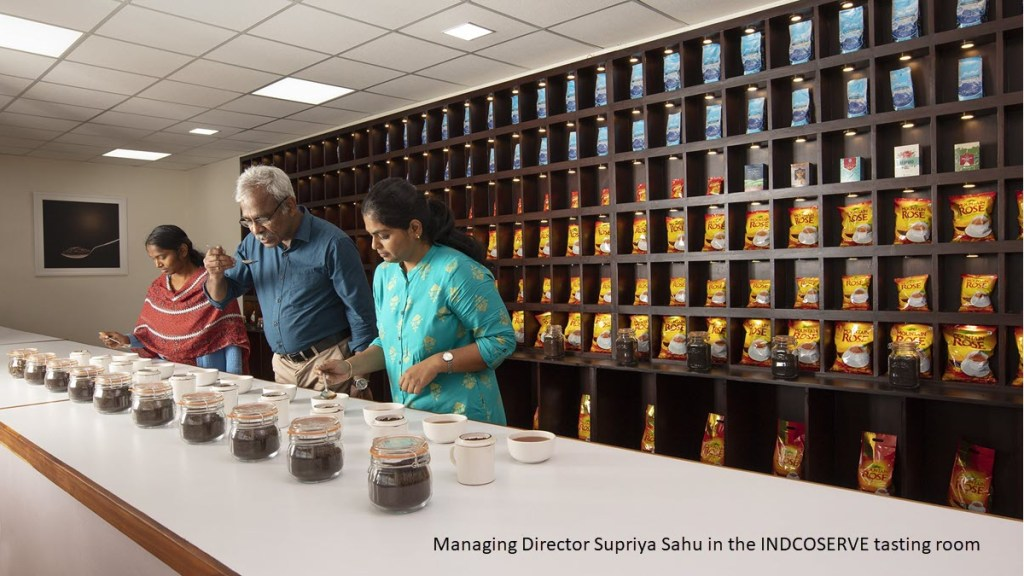 INDCOSERVE Managing Director Supriya Sahu