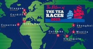 The Clipper Tea Races