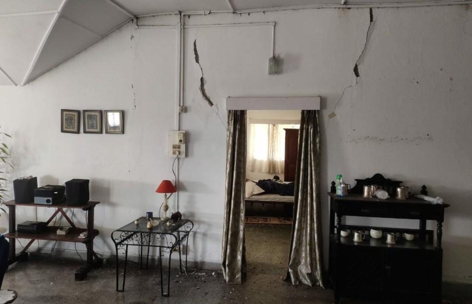 Residential damage