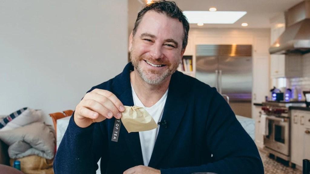Art of Tea Founder Steve Schwartz