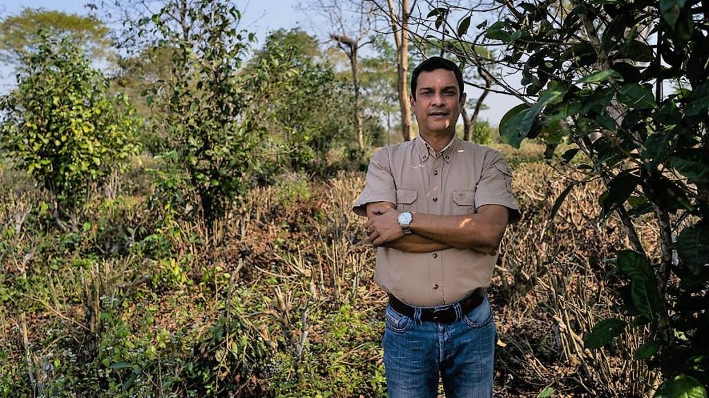 Raj Barooah, director, Aideobarie Tea Estate