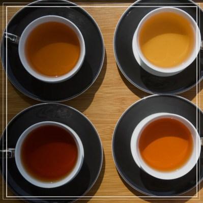 Seasonal tea from Darjeeling