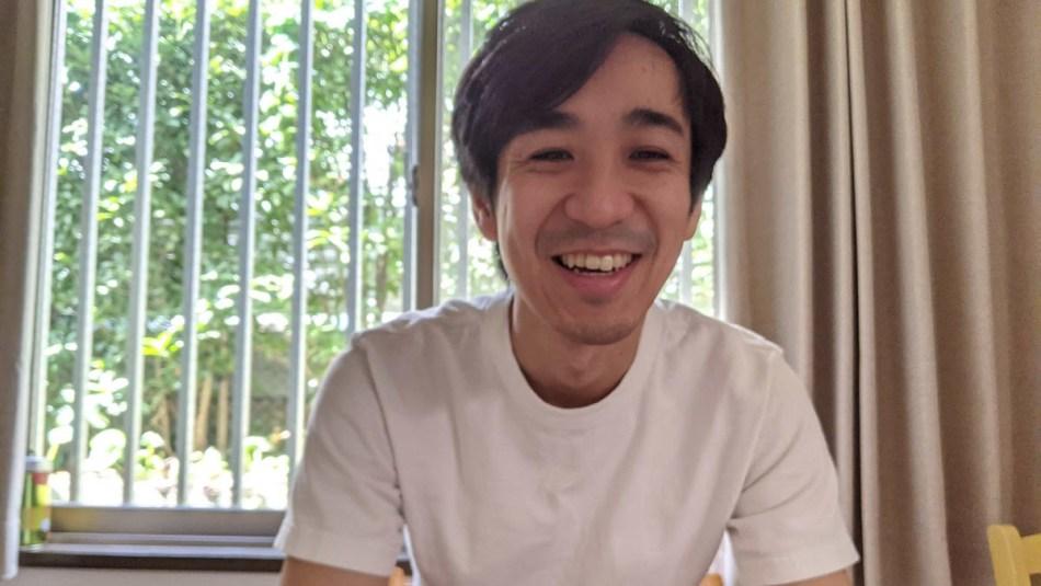 Hiroshi Takatoh, CEO Teatis Tea