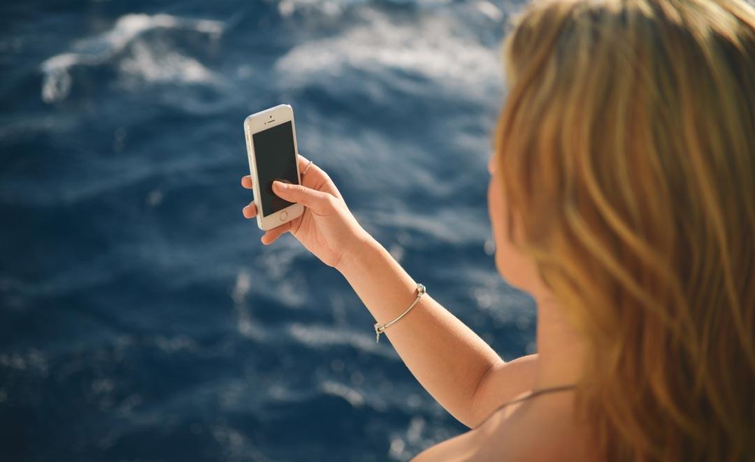 selfie selfies woman holiday vacation water