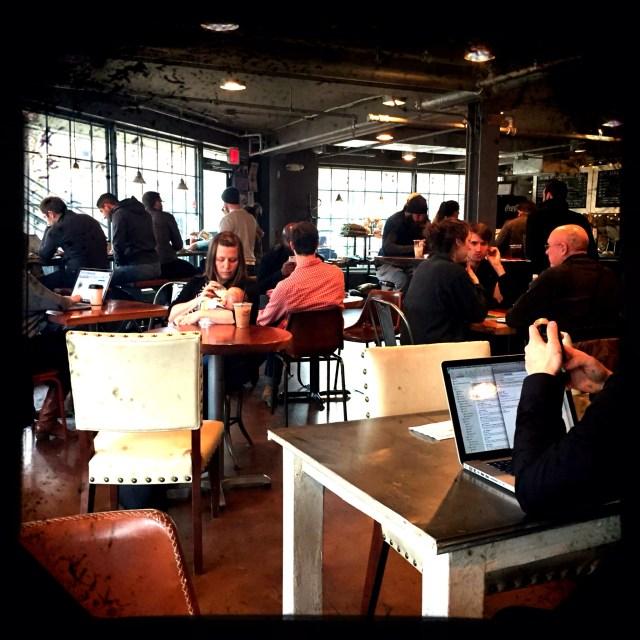 Edgehill cafe