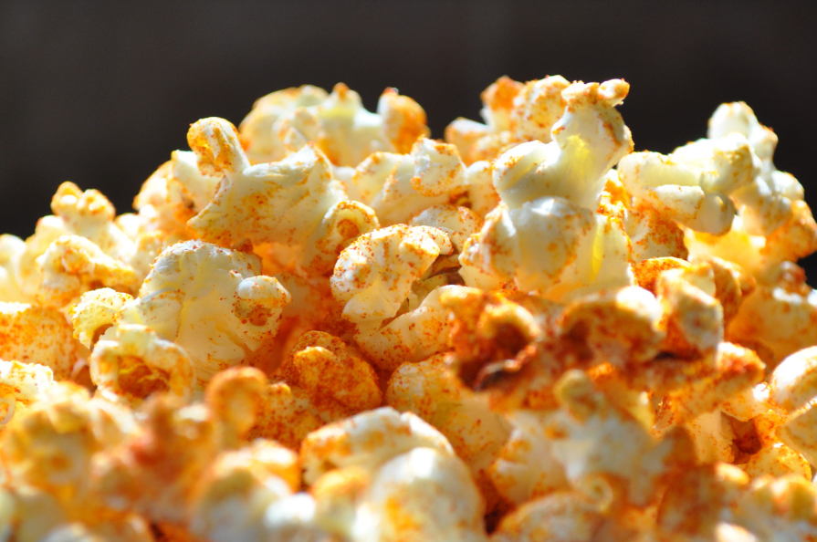Cayenne Popcorn