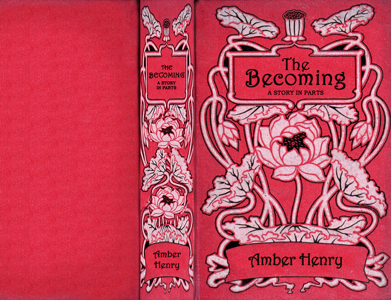 Amber Henry book cover title becoming