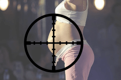 Syrian Pregnant Belly Targeted