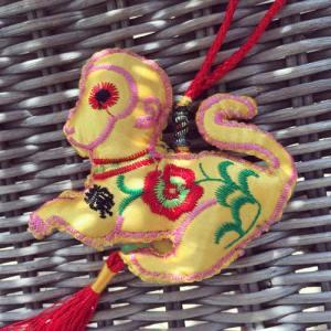 CNY, Lucky, Decor, Monkey, 2016