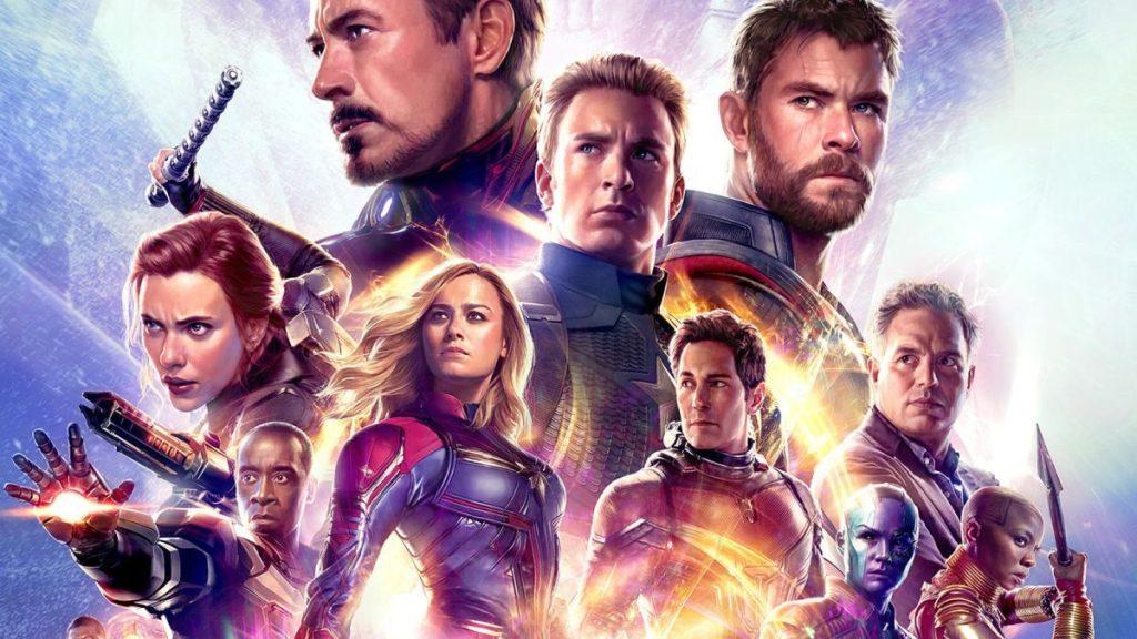 The stars of Avengers Endgame