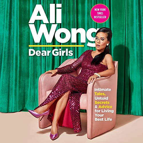 Ali Wong's book cover