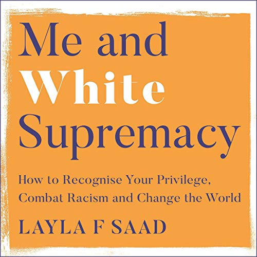 Lala F Saad's book cover