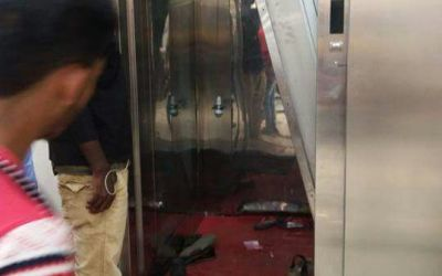Lift Accident in Bangalore on May 21st