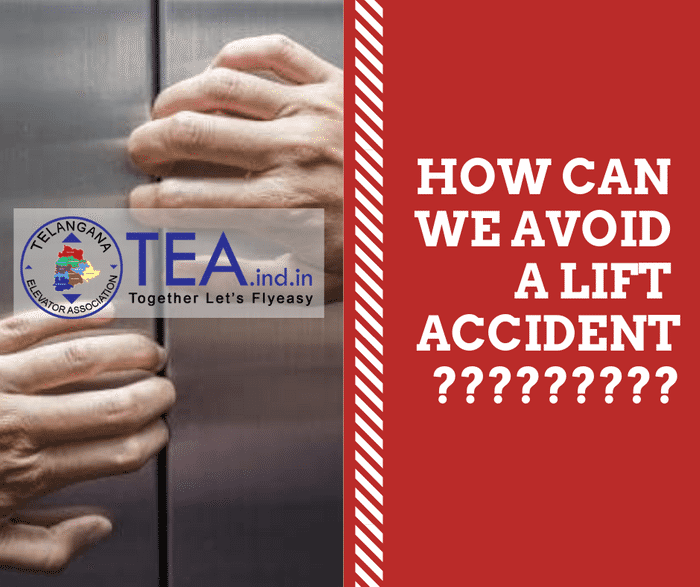 How should we avoid Lift Accidents?