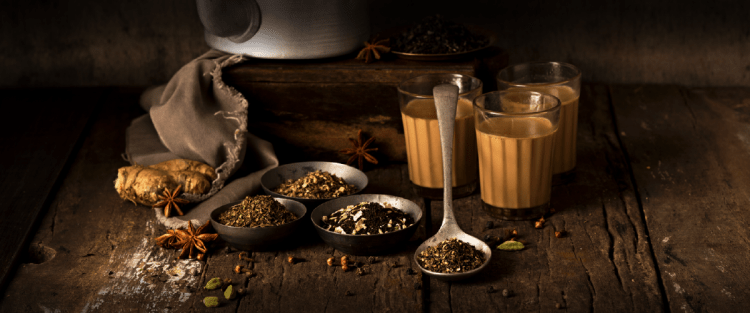 Chai – the Indian way of drinking tea