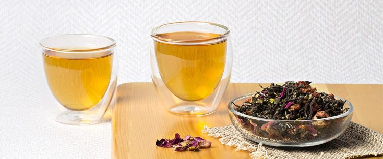 Types of tea: Flavored Blends