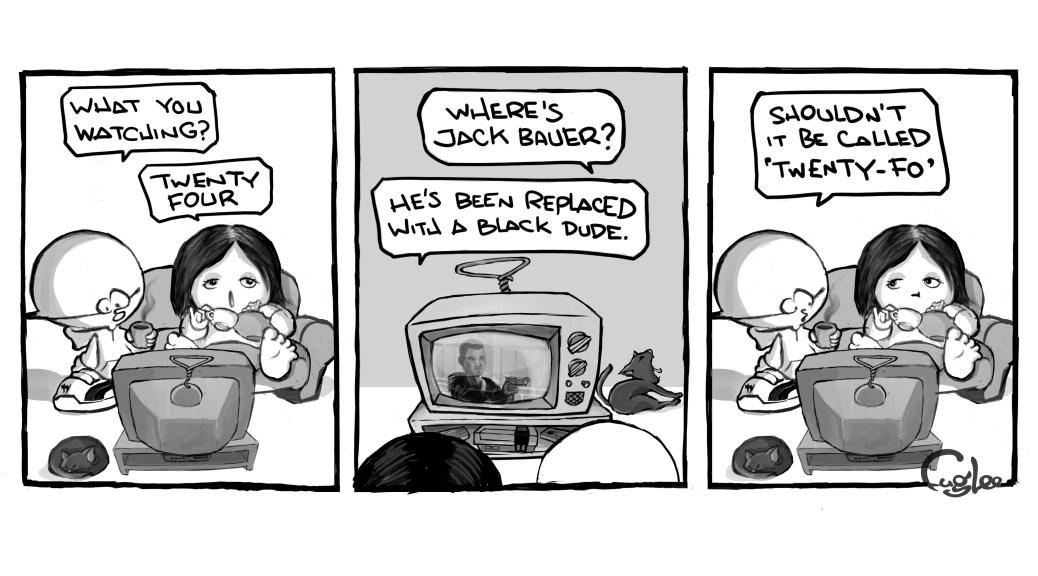 Comic Twenty-Fo