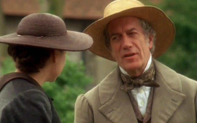 The 2004 BBC North and South needs a redo! Elizabeth Gaskell did NOT have Mr. Bell proposing to Margaret!!