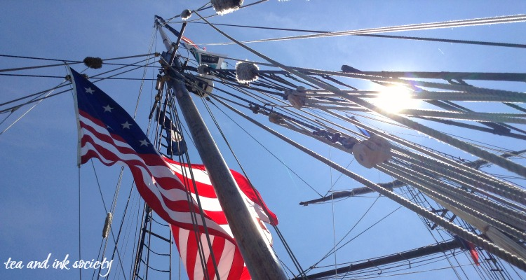 These nautical novels are sure to enthrall any tall ship enthusiast!