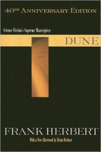 Currently reading DUNE by Frank Herbert