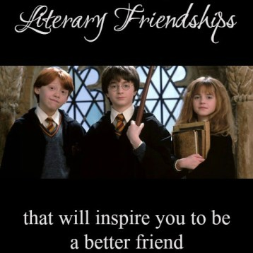 10 Memorable Literary Friendships that Will Inspire You to Be a Better Friend
