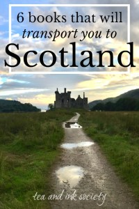 6 Books that Will Transport You to Scotland