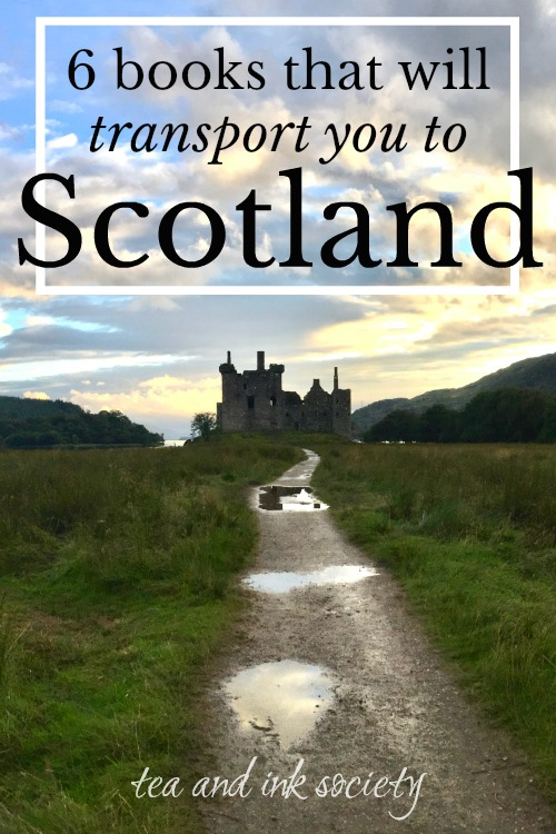 Here's a book list for the lover of all things Scottish! These books set in Scotland will make you feel like you're there, even if a trip to Scotland isn't on your calendar this year.#scotophile #booklists #scotland