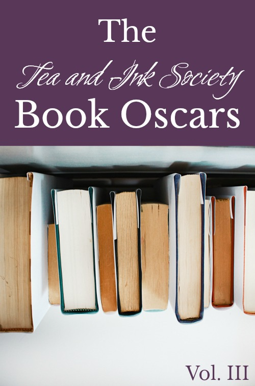 The Tea and Ink Society Book Oscars Are Here!