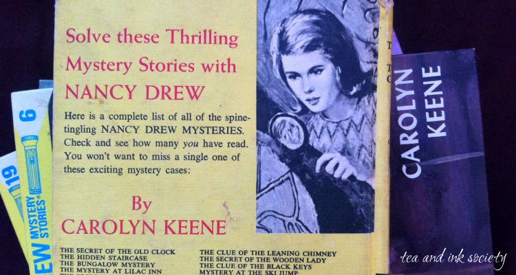 Nancy Drew was a role model for me growing up. Years later, I'm still impressed by all the life lessons I learned from Nancy Drew!