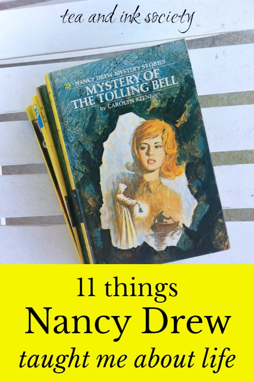 11 Things Nancy Drew Taught Me About Life