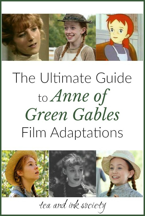 All the Anne of Green Gables movies, ranked!
