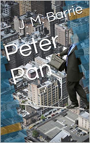 Misleading book art for Peter Pan