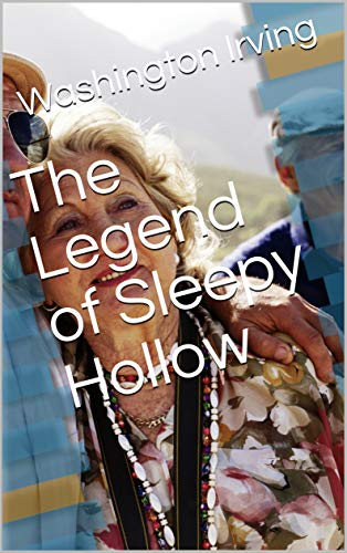 Silly cover art for The Legend of Sleepy Hollow