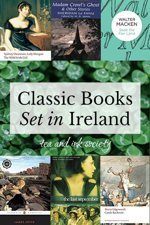 Classic Irish Novels