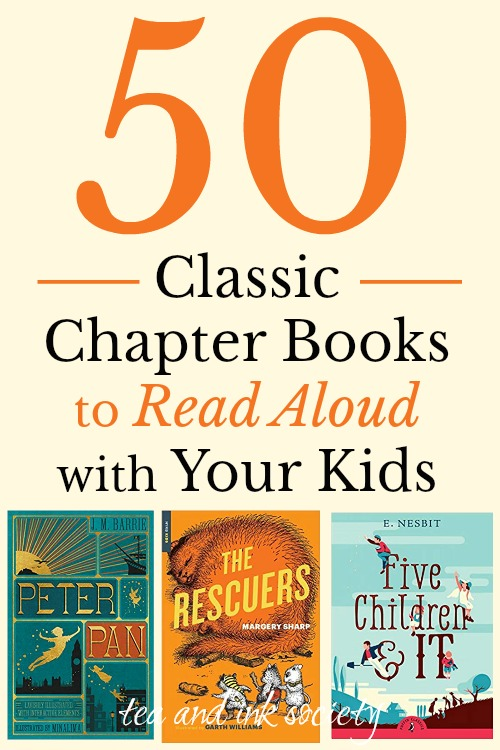 Old-Fashioned Classic Chapter Books