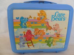 memories of childhood - lunch box