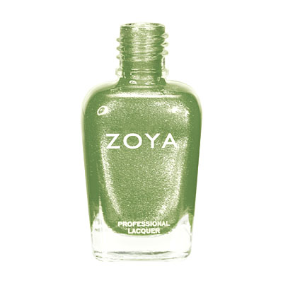 Zoya Meg Green Nail Polish
